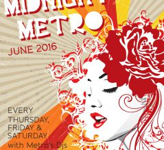 Midnight Metro June 2016