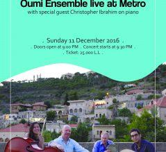 Oumi Ensemble December 2016