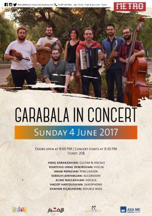 Garabala June 2017