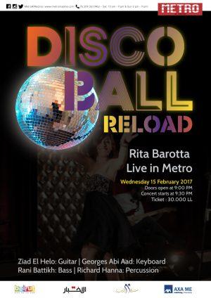 Disco Ball Reload