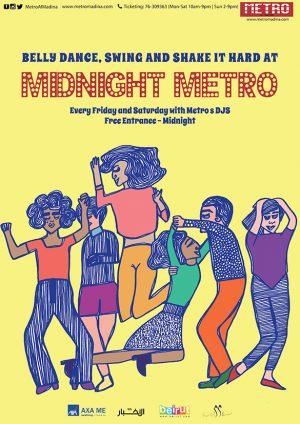 Midnight Metro 2017