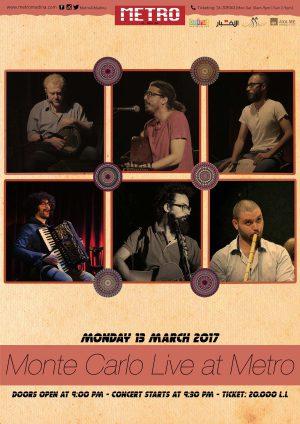 Monte Carlo March 2017